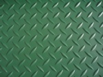 Willow/Diamond Rubber Sheet